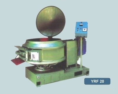 CENTRIFUGAL ROLL-FLOW GRINDING MACHINE